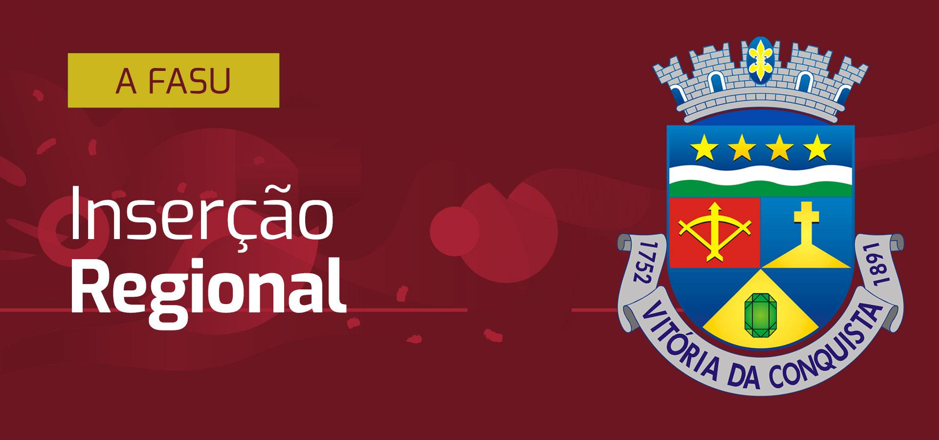 Inserção Regional - Bahia